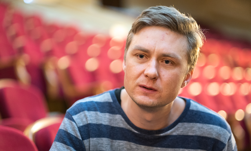 Дмитрий Беляков.